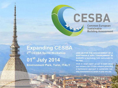 2nd CESBA SPRINT Workshop with CABEE meeting