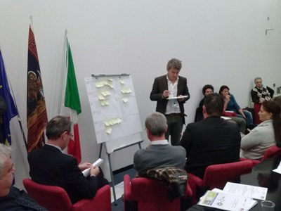 First Veneto Workshop of CABEE with PAs