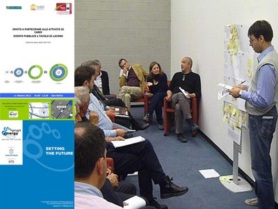 First Veneto Workshop of CABEE with SMEs